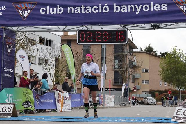 2019 - Mitja Marató i Volta Popular - Sortida i Arribada