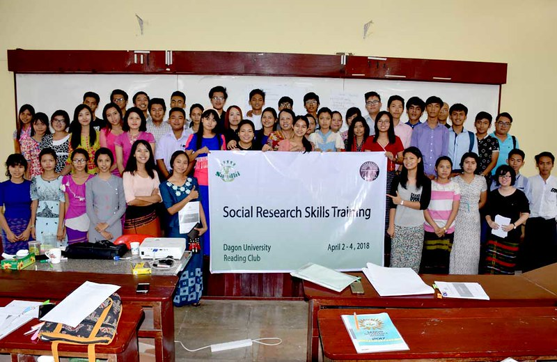 Social Research Skill Training in DU