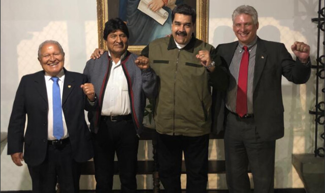 Venezuela | Líderes mundiais participam da posse de Maduro