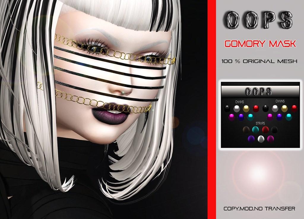 ::OOPS:: Gomory Mask