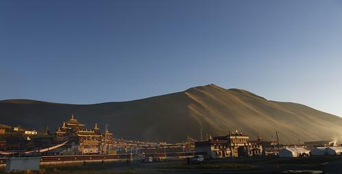 Sunrise at Sershul, Tibet 2018