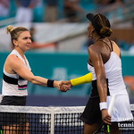Simona Halep, Venus Williams