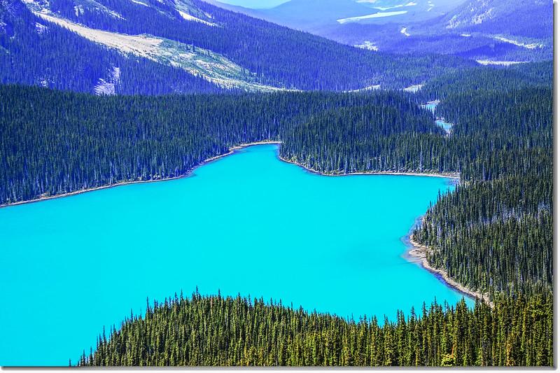 Peyto Lake 3