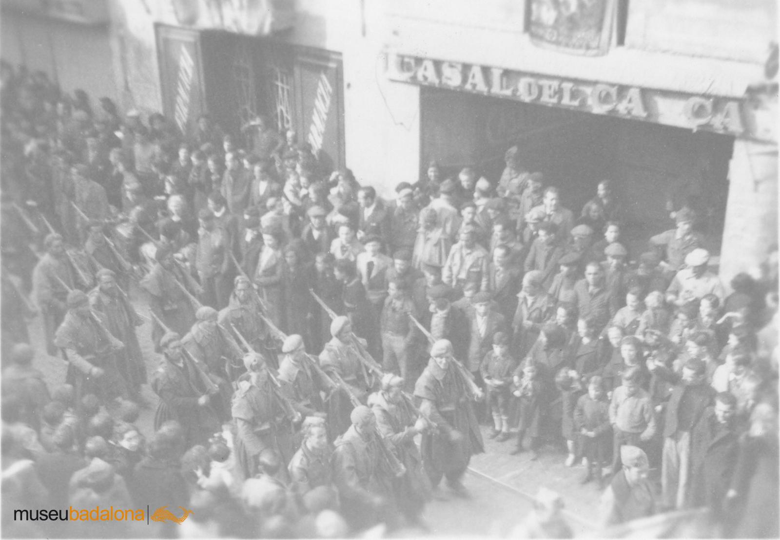 Vuitanta anys del 27 de gener de 1939