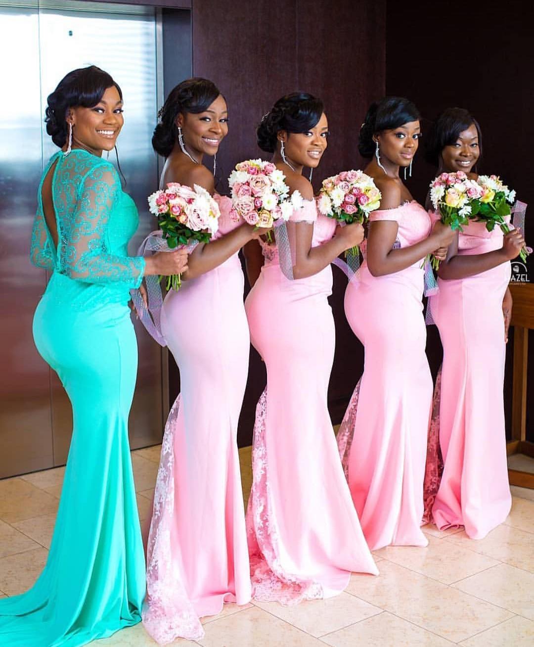 ELEGANT NIGERIAN 2020 WEDDING STYLES TO AMAZE YOUR GUESTS 4