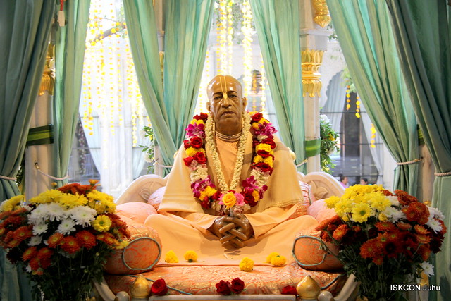 19 Feb 2019 Sringar Darshan ISKCON Juhu