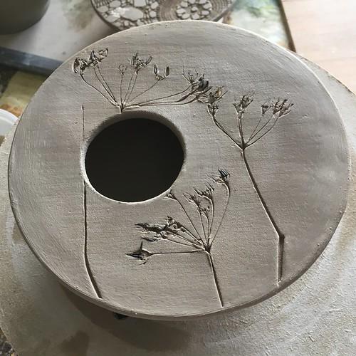 Ceramics in the making