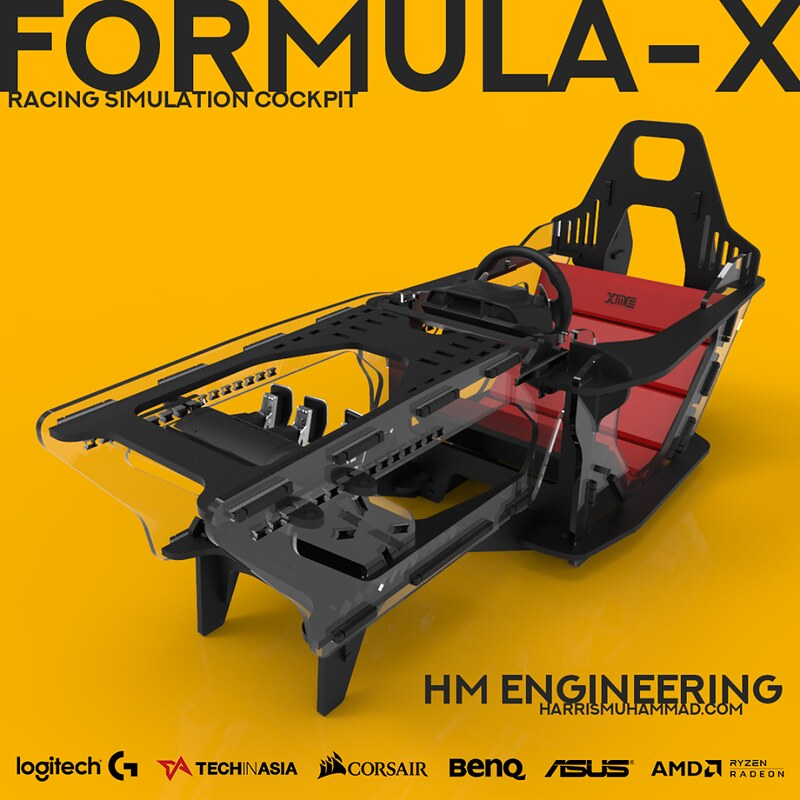 HM Engineering Formula Rig 2