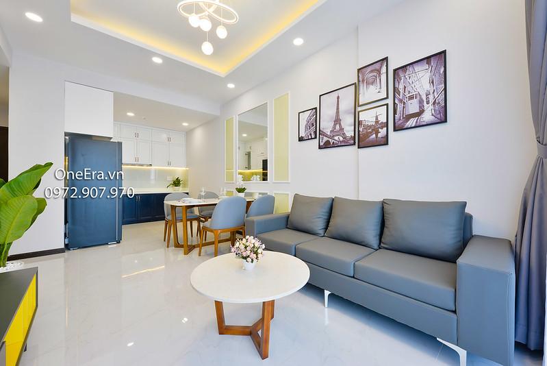 Orchard ParkView Phú Nhuận - Căn hộ Novaland 2pn+1 cho thuê (02) 4