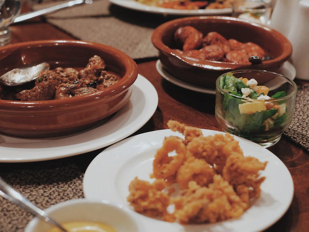 Alba Restaurante Espanol in Estancia Mall, Capitol Commons