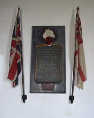 war memorial (pressed copper and marble, 1920)