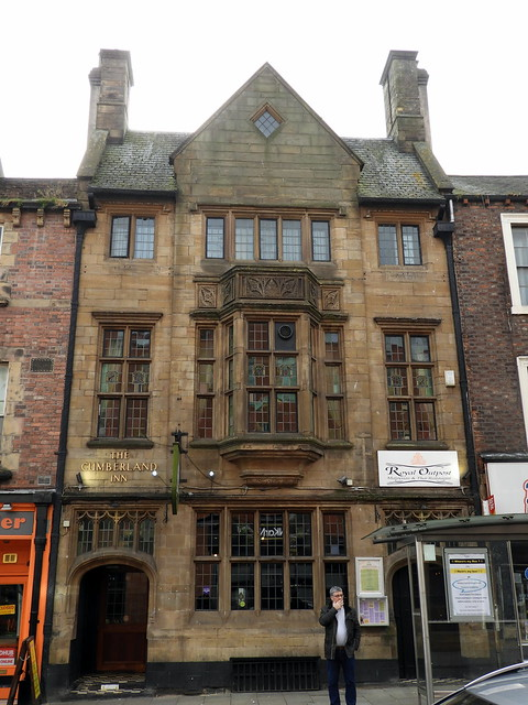 Cumberland Inn, Carlisle