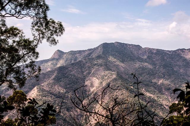 外麻里巴山山頂展望 1