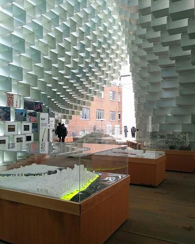 Opening #toronto #unzippedtoronto #serpentinepavilion2016 #bjarkeingels #architecture #latergram