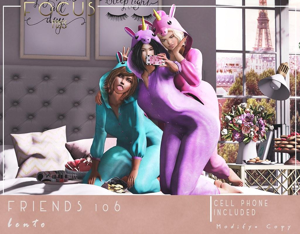 Friends  106 - TeleportHub.com Live!