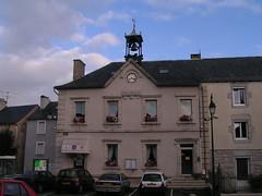 20080907 31634 1008 Jakobus Aumont Aubrac Hotel de Ville - Photo of La Chaze-de-Peyre