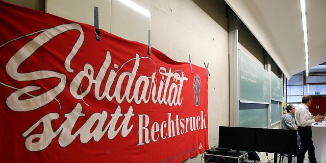 90217 RLS Streikkonferenz Braunschweig III Aus unseren Kämpfen lernen