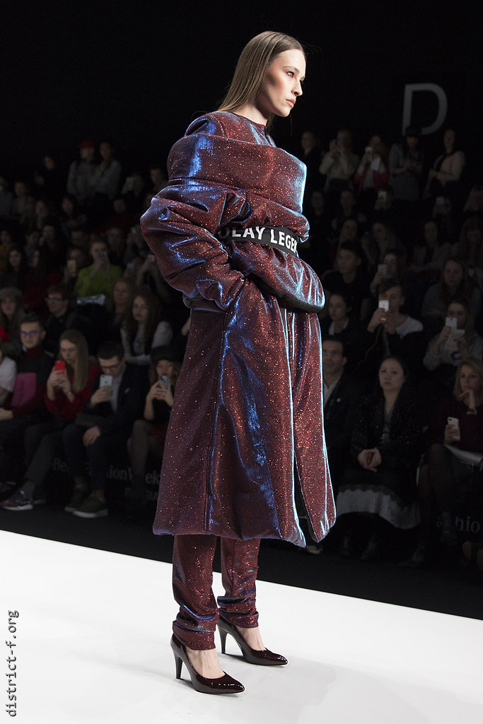 DISTRICT F — MBFWRussia — N. LEGENDA AW18-19 zxc4