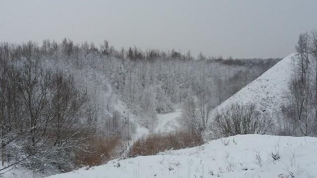 Fosforiidimaa / Phosphate rock mining area, Estonia