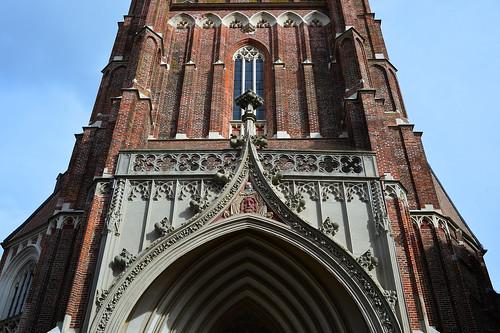 Landshut - St. Martin's Church