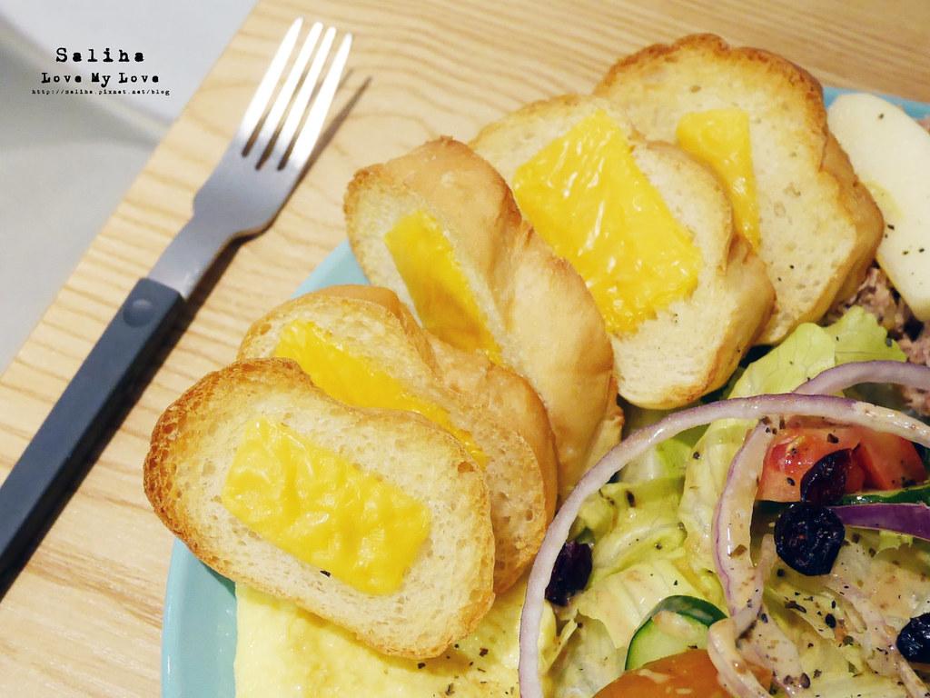 捷運新店區公所站附近咖啡廳早午餐餐廳brunch吃貨ing (4)
