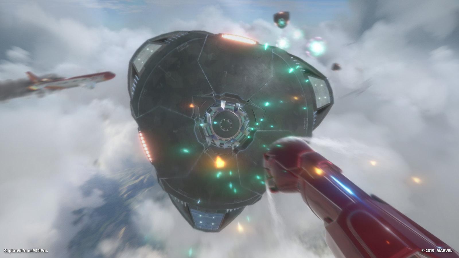 Iron Man PlayStation Vr