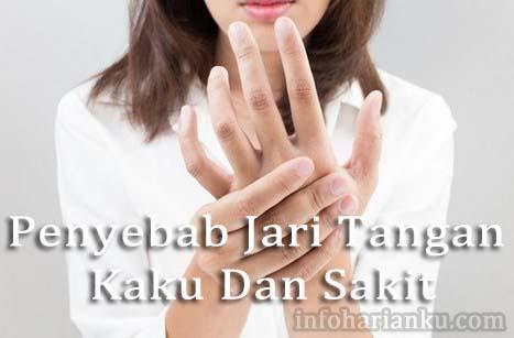 Penyebab Jari Tangan Terasa Kaku Dan Sakit Yang Kamu Alami