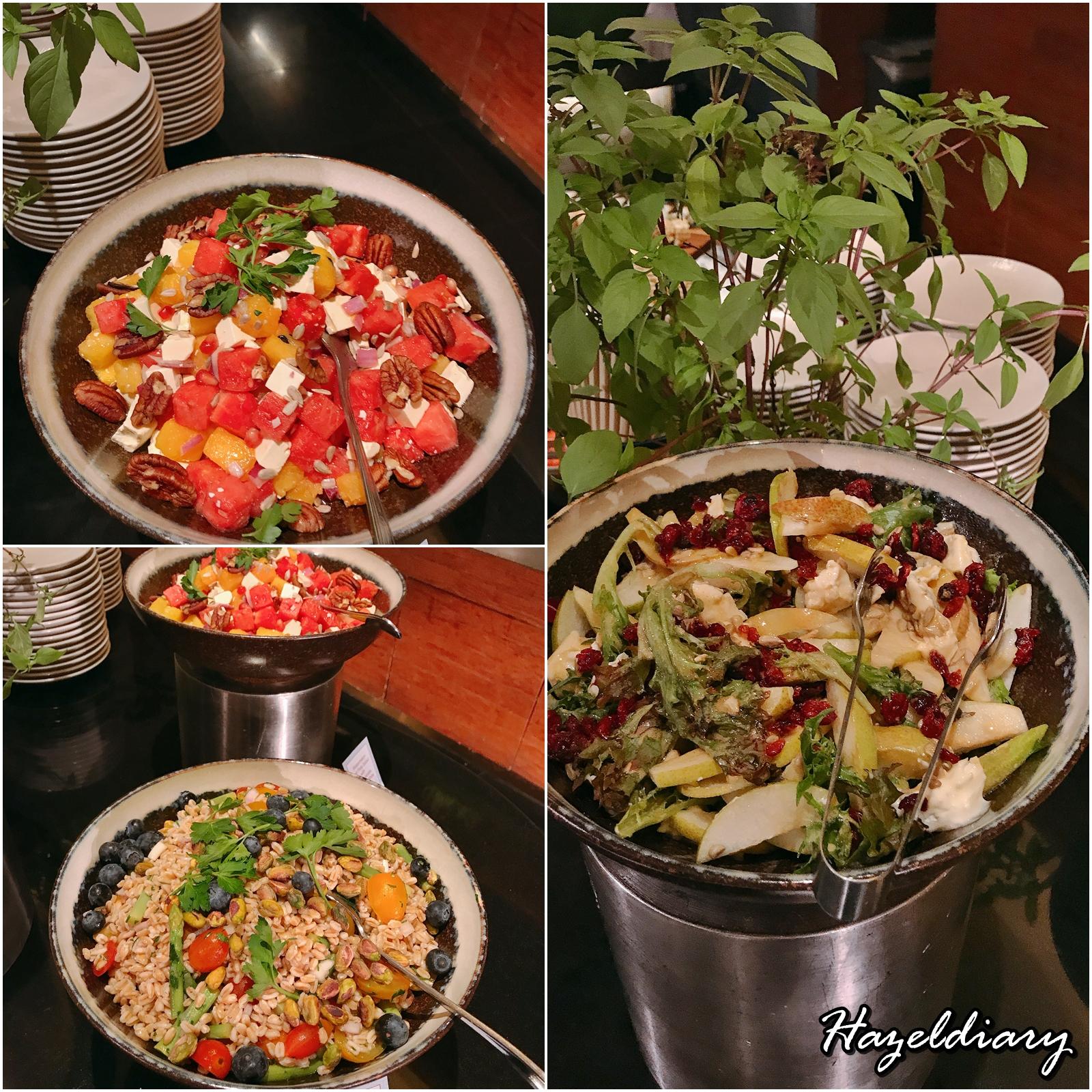 D9 Cakery Hilton Singapore-Salads