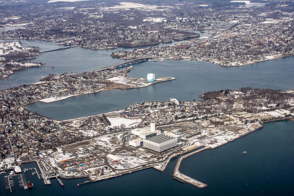 Boston (Salem/Crane River?)