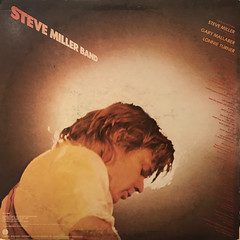 STEVE MILLER:FLY LIKE AN EAGLE(JACKET B)
