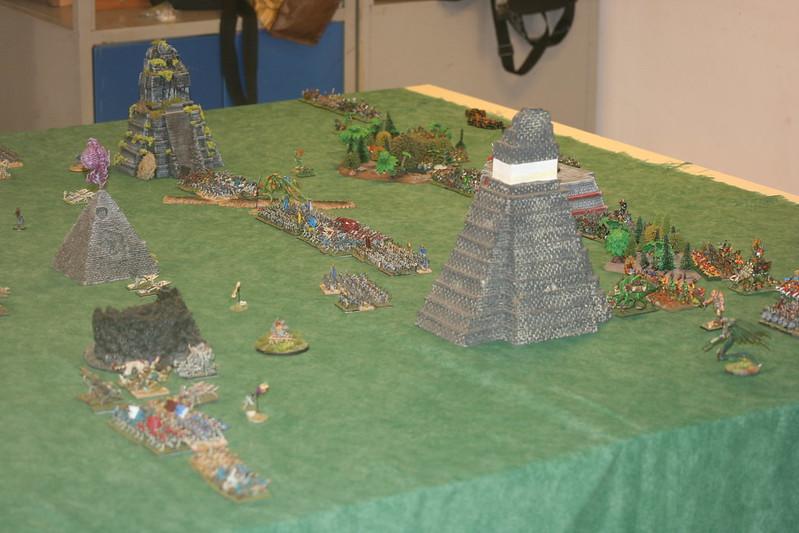 [4000 - Orcs+HL vs Khemri] La bataille des pyramides noires 33505082308_5bf4786197_c