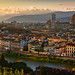Florenz Panorama by Joachim Wehmeyer