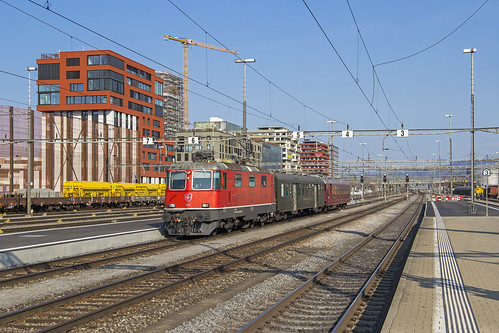 SBB 420 191, Rotkreuz (CH)