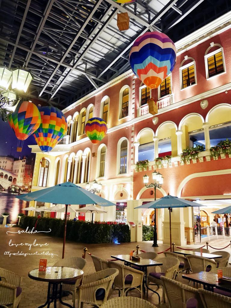 板橋大遠百跳舞香水下午茶咖啡餐廳推薦威尼斯歐洲風 (4)