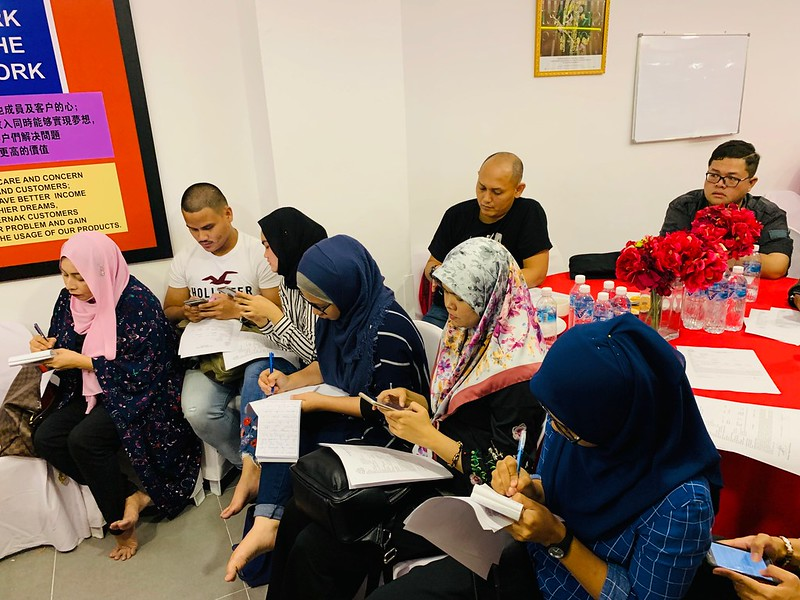 Sidang Media Datuk Rosyam Nur