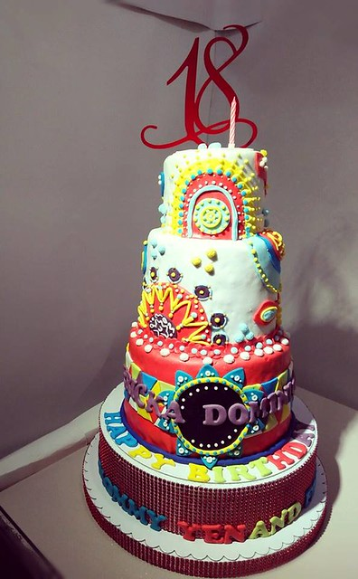 Cake by Analou Ferrater