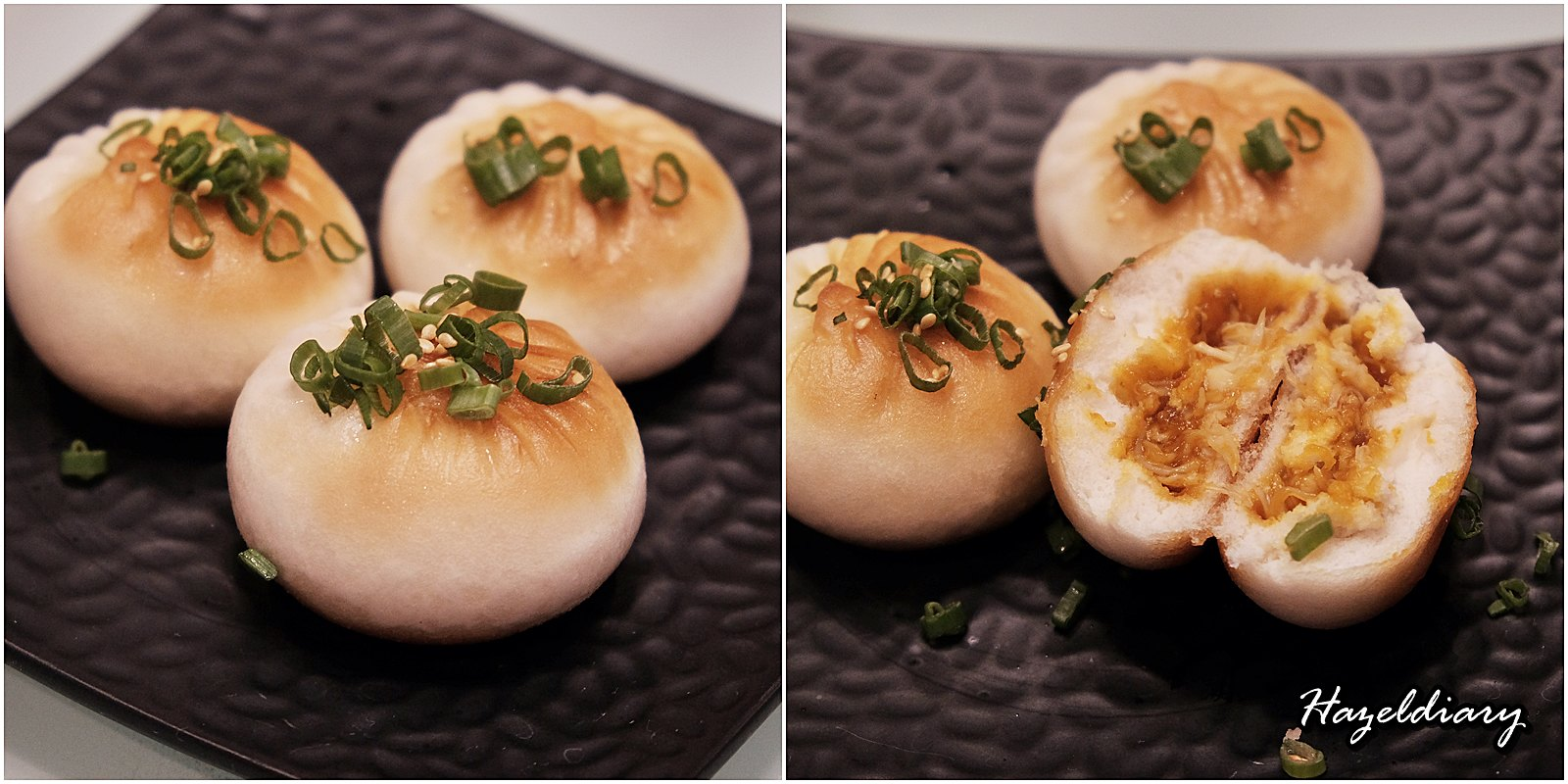 Jumbo Seafood Ion Orchard restaurant-Chilli crab bun