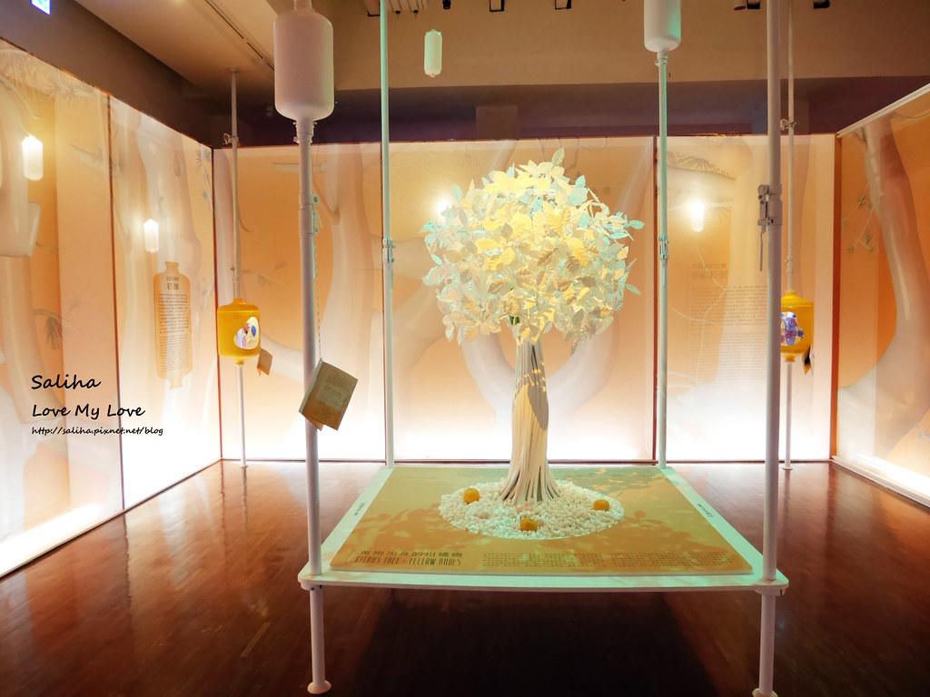 台北車站附近景點推薦雨天親子好玩去處台博館土銀展示館展覽文青旅行 (1)