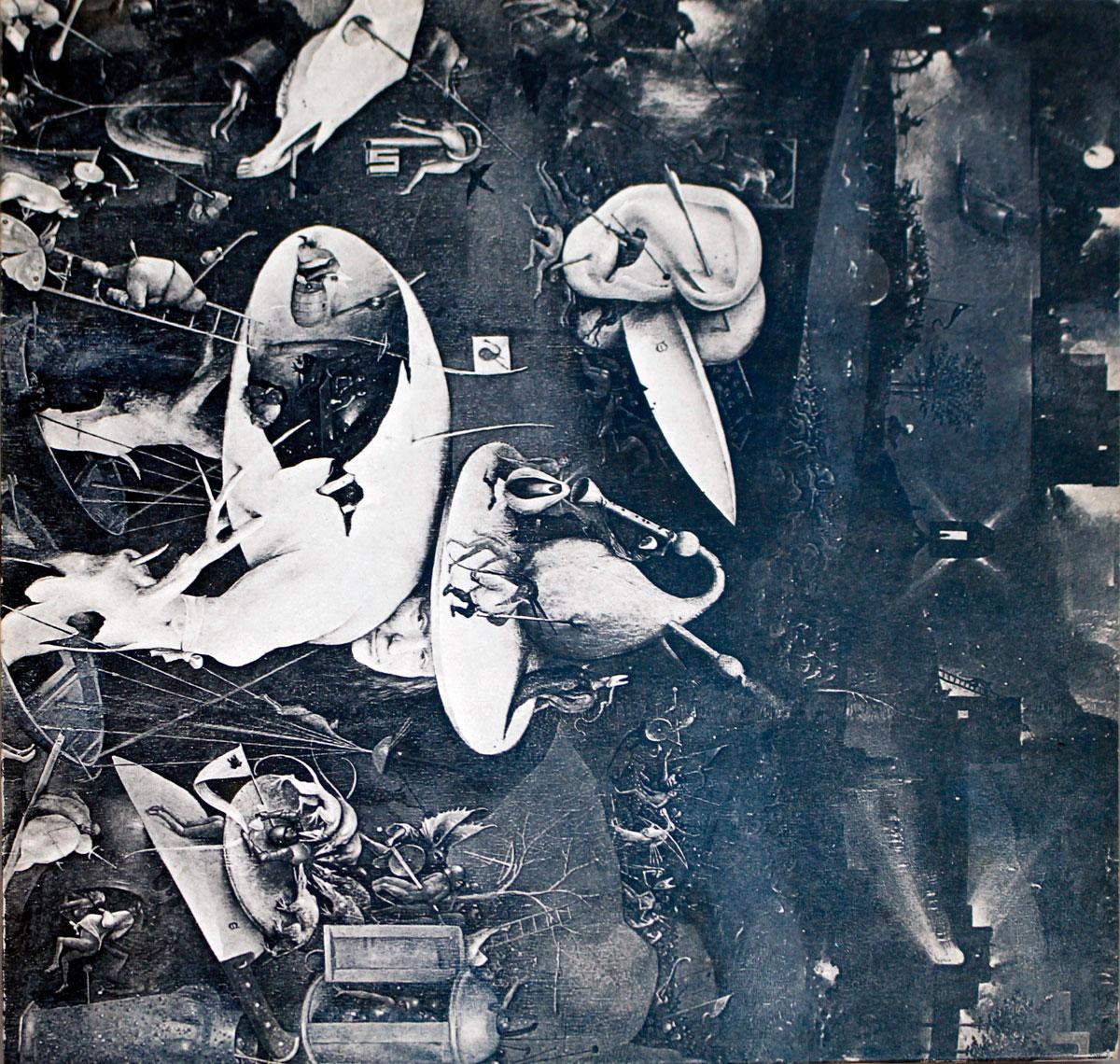"""DEEP PURPLE III MK I SELF-TITLED 12"""" LP VINYL"""