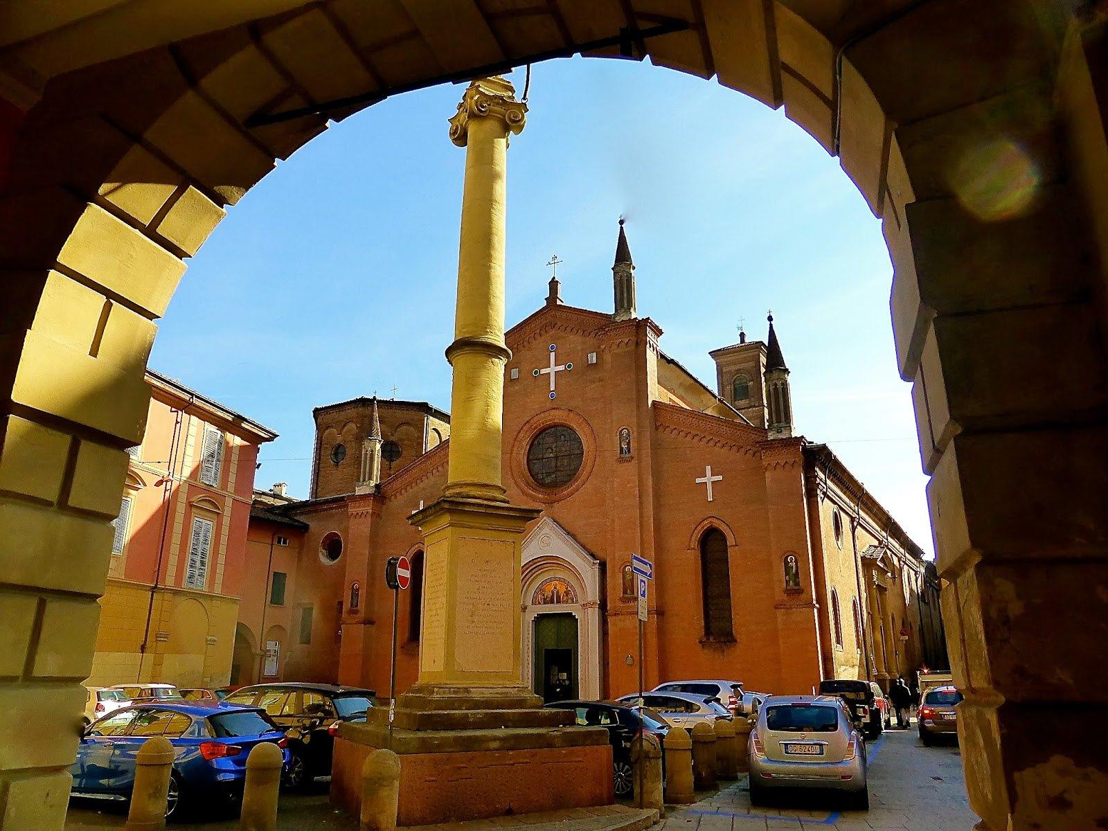 Bologna-Chiesa di San Martino-0