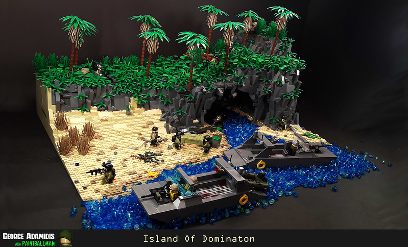 [Great Brick War] - ISLAND OF DOMINATION 40506747473_a041e4b95e_c