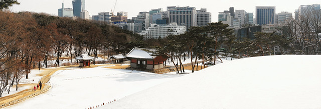 Winter in Seoul