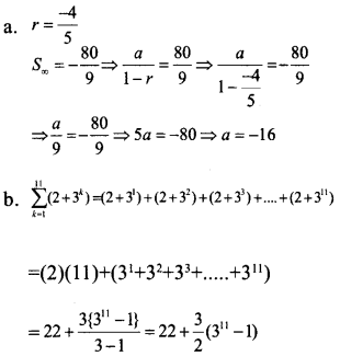 Plus One Maths Model Question Papers Paper 3A20