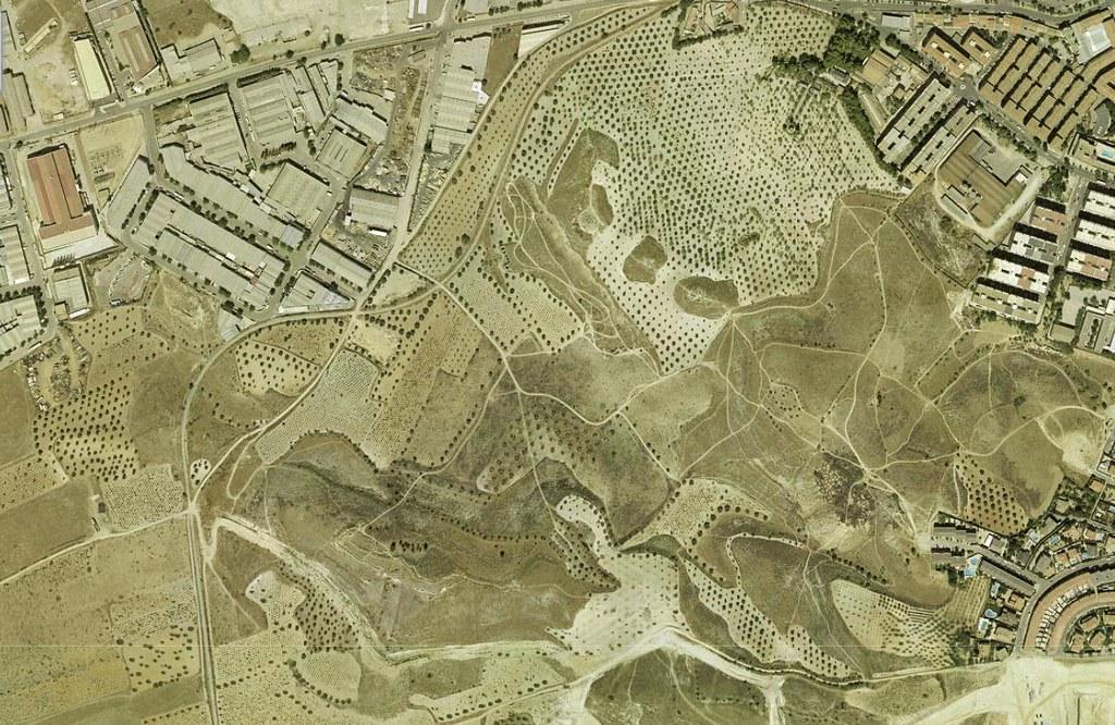 arganda del rey, oeste, madrid, argandía, antes, urbanismo, planeamiento, urbano, desastre, urbanístico, construcción