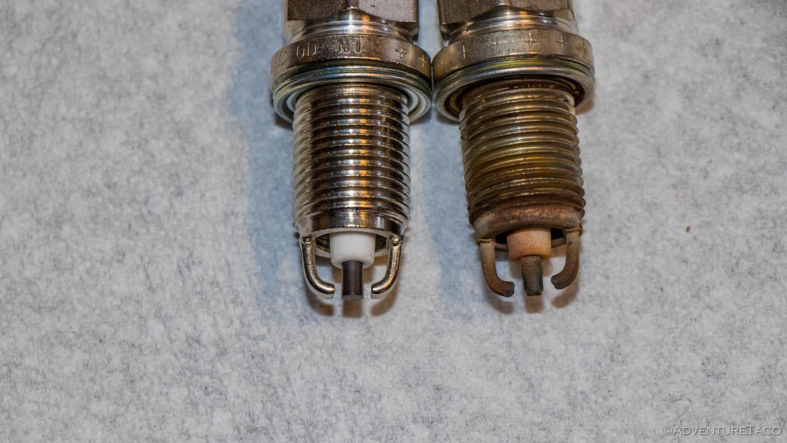 toyota tacoma denso spark plugs K16TR11