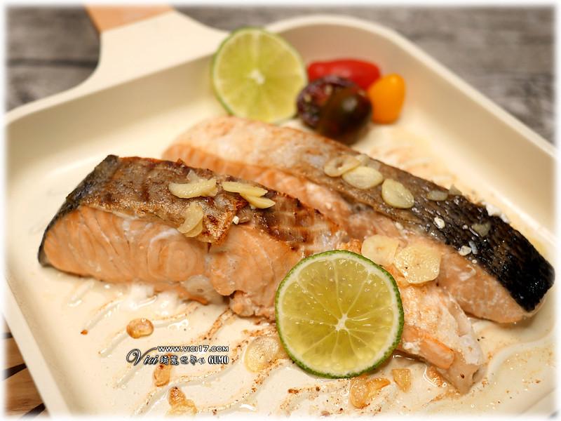 煎鮭魚041