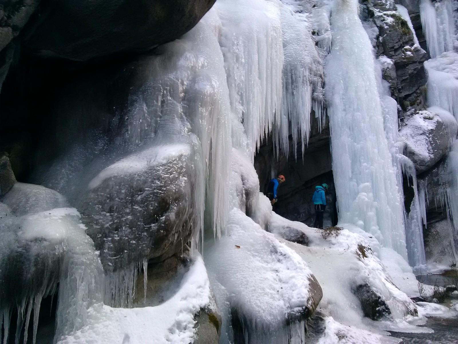 Escalades des Alpes maritimes
