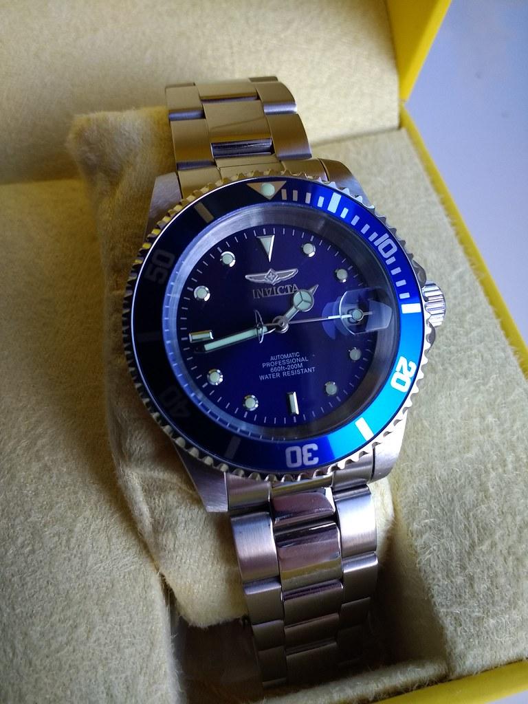 Invicta 9094OB Pro Diver (NH35A) (2)
