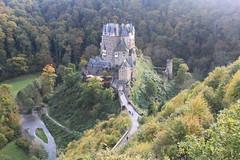 2014 Rhein und Mosel, 2.Tag, Veste Ehrenbreitstein, Burg Eltz