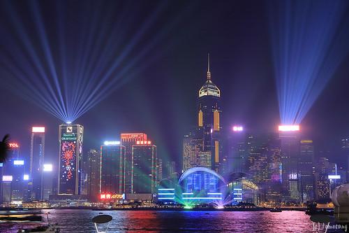 Hong Kong New Year Countdown Celebrations 2019